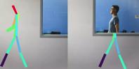 AI senses people s pose through walls ScienceBlog com