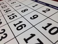 Calendar Date Time Free photo on Pixabay