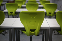 Chairs on Table Free Stock Photo