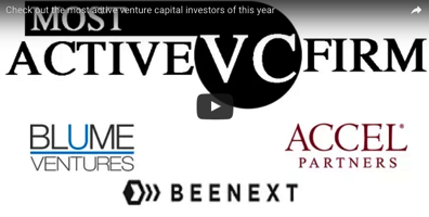 Check out the most active venture capital investors of this year VCCircle