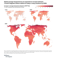 Climate risk and response Physical hazards and socioeconomic impacts