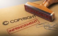 Copyright infringement PMVJ9P7
