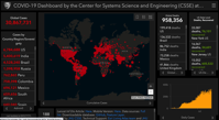 COVID 19 Map Johns Hopkins Coronavirus Resource Center