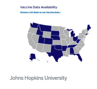 COVID 19 vaccine deployment tracked in Johns Hopkins dashboard Business Insider