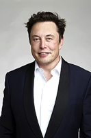 Wikipedia - Elon Musk