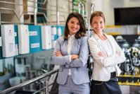 Female entrepreneur YVRTLY5
