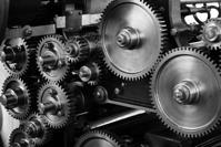 Gears Cogs Machine Free photo on Pixabay