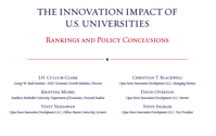 Gwbi university impact report ranks exec summary pdf