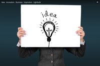 Idea Innovation Business Free photo on Pixabay
