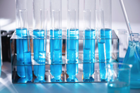 Laboratory Test Tubes Free Stock Photo