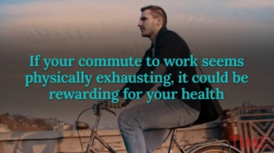 Longevity Biking and Walking to Work Help You Live Longer Time com