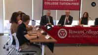 Murphy vows free community college gives little detail on funding Video NJTV News