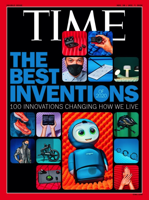 Time Magazine Cover - Credit: TIME