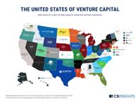 US VC Map