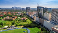 The Texas Medical Center is key to Houston's plan to reposition itself from an oil capital to an innovation hub. CREDIT: BRYAN MALLOCH