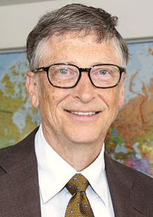 bill gates from Wikipedia