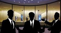Partnership Connectedness Personal Businessmen