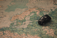 norway with car