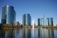 Oracle Company Buildings.