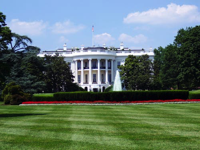 The White House Lawn