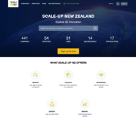 Scale Up New Zealand