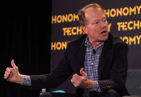 Sorry big tech startups now are the innovators ex Cisco CEO says CNET