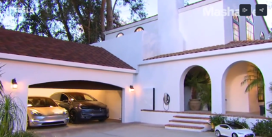 Tesla s Solar Roof tiles are out and OMG