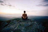 The meditation on cliff YDHLL23