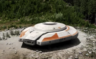 The 25 Greatest Spaceships of Science Fiction