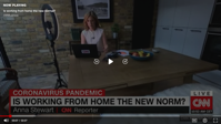 The pandemic forced a massive remote work experiment Now comes the hard part CNN