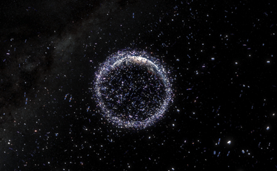 The Quest to Conquer Earth s Space Junk Problem Scientific American