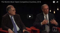The World s Most Talent Competitive Countries 2018 INSEAD Knowledge