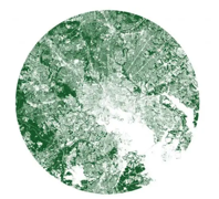 These maps show you every tree in your city