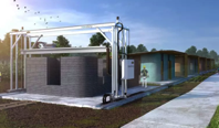 This House Can Be 3D Printed For 4 000