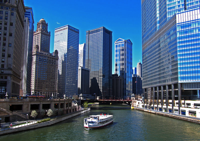 Wikimedia Commons - Chicago River