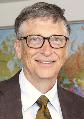 Bill Gates - From Wikipedia