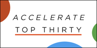 Accelerate Top Thirty
