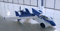 Flying car prototype could get you to work faster than a Jetsons episode