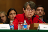 Securities and Exchange Commission Chair Mary Jo White said last year that issuing final crowdfunding rules would be a priority. More than a year later, it appears the wait will now continue into 2015. (Jonathan Ernst/Reuters)