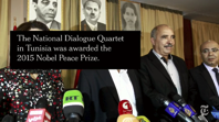 Nobel Peace Prize Is Awarded to National Dialogue Quartet in Tunisia The New York Times