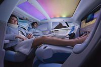 Self Driving Car Interior - RINSPEED