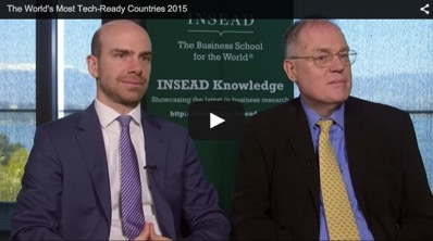 The World s Most Tech Ready Countries 2015 INSEAD Knowledge