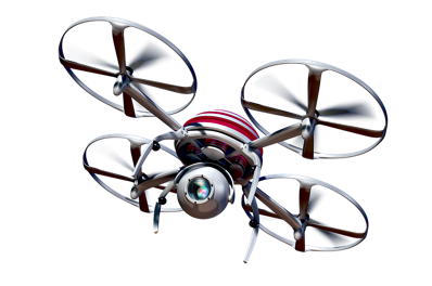Quadrocopter Camera Drone Fly Robot Multicopter