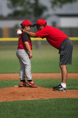 manager Baseball Little League Pitcher Pitching Mound