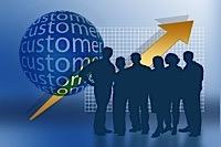runner in the sunset