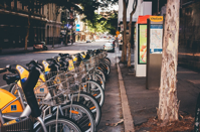 Bicycle Daytime Street City Travel Road Urban